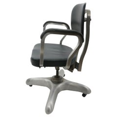Swivel Tilt Office Desk Chair by the Good Form General Fireproofing Company