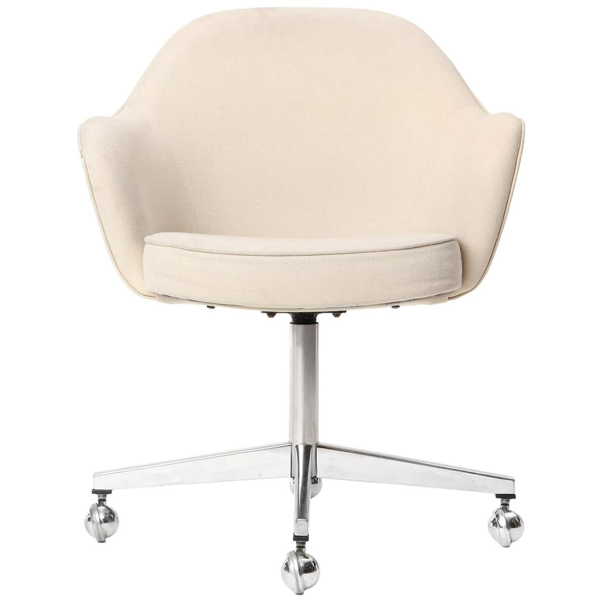 Swiveling Armchair by Eero Saarinen for Knoll