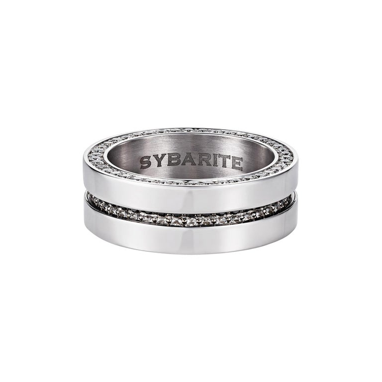 Sybarite Jewellery is a brand and ethos inspired by that single, creased rose petal. We create jewellery that is incomparable in both design and accomplishment. Our customers seek extravagance and excellence in equal measure. Moreover, the most