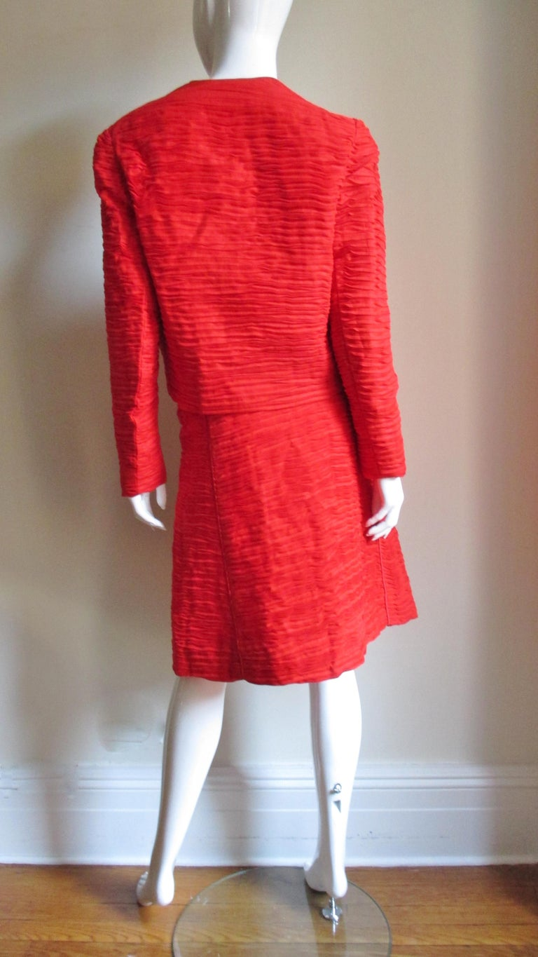 Sybil Connolly Skirt Suit 1960s For Sale 6