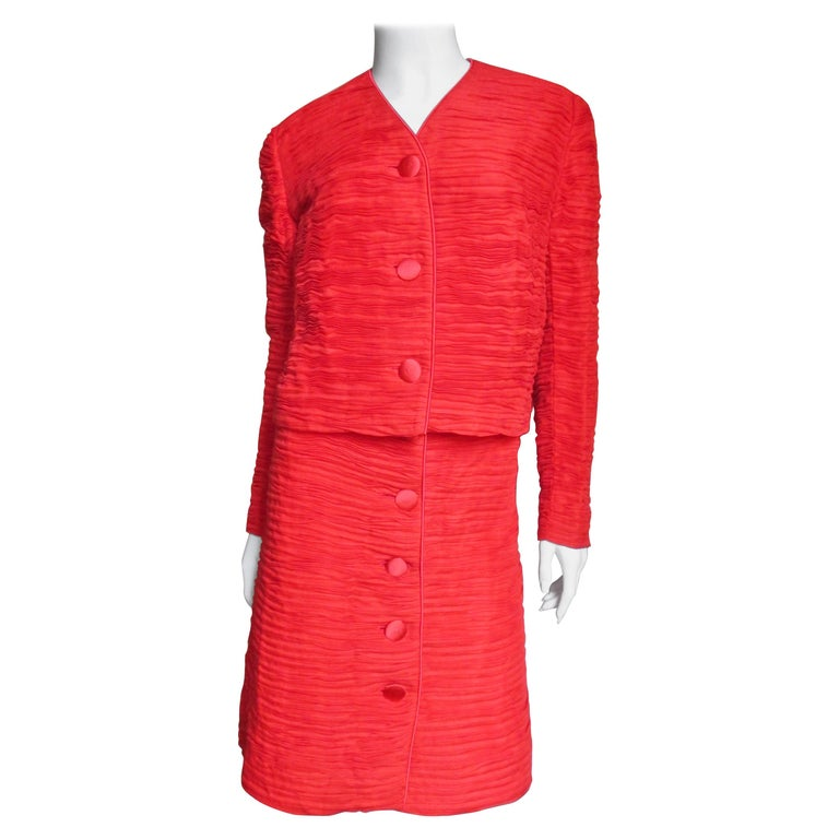 Sybil Connolly Skirt Suit 1960s For Sale