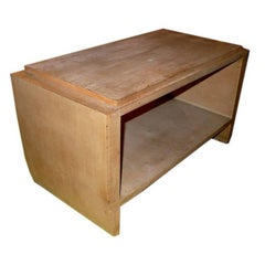 Sycamore Lox Table by Suzanne Guiguichon