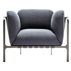 Sydney Dark Gray Armchair