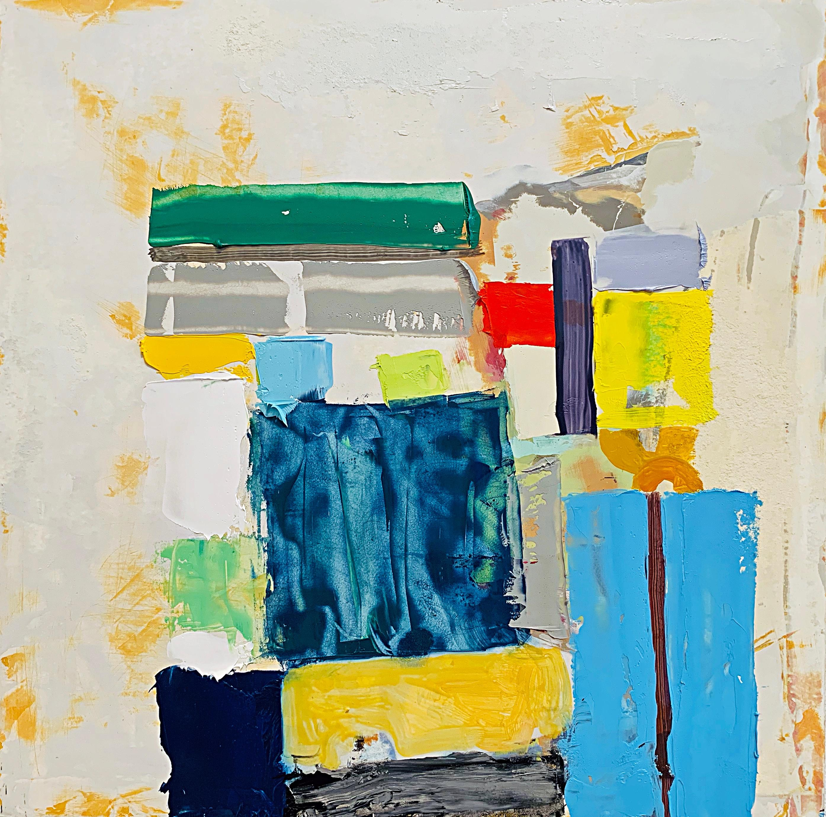 "Sydney Licht ""Untitled #2"" -- Small Still Life Oil Painting"