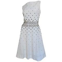 Sydney North Dress with Studs 1960s