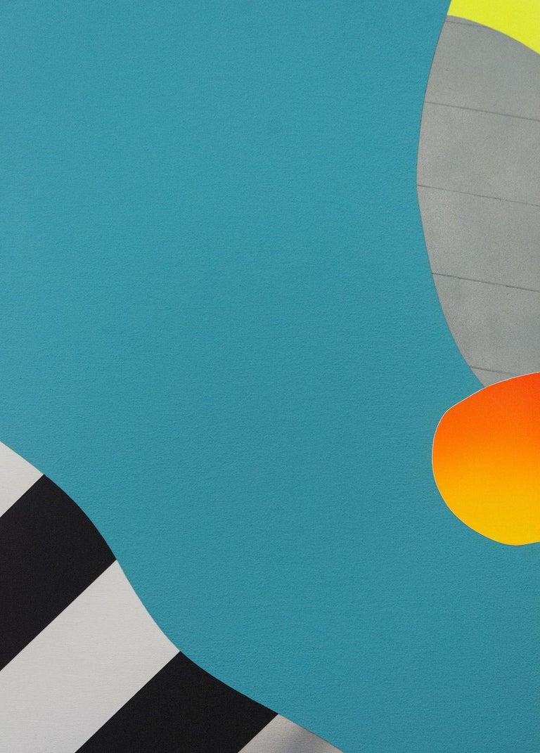 Stratum - Painting by Sylvain Louis-Seize