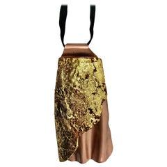 Sylvia Gottwald, Pinna gold leafed Pendant