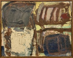 Abstract Expressionist Figurative Paintings
