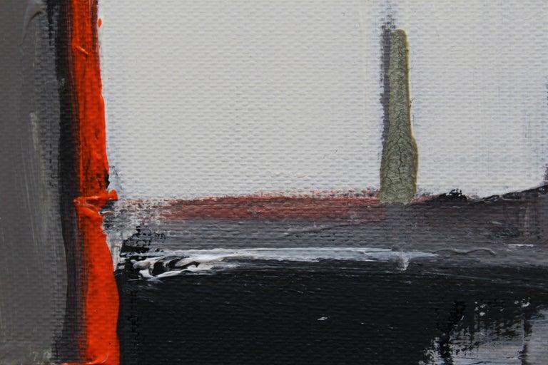 Acrylic Sylvie B. Painting