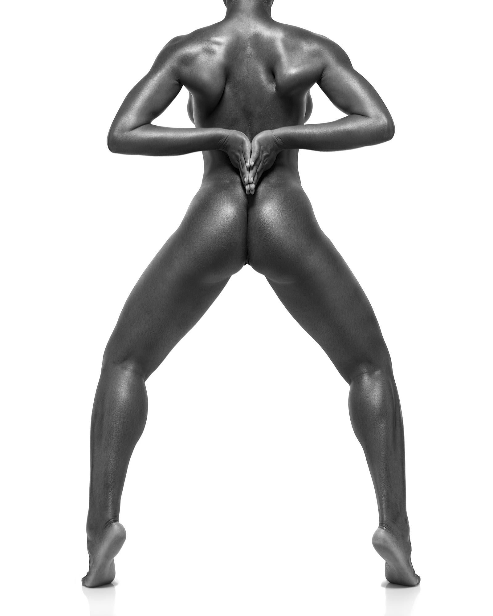 Afua's Backside II, 21st century, contemporary, photography