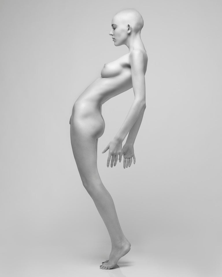 Sylvie Blum Black and White Photograph - Display-Dummy, 21st century, contemporary, photography