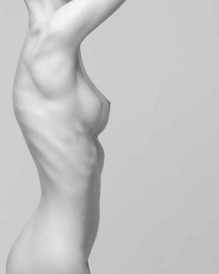 Sylvie Blum Nude Photograph - Side View, 21st century, contemporary, photography
