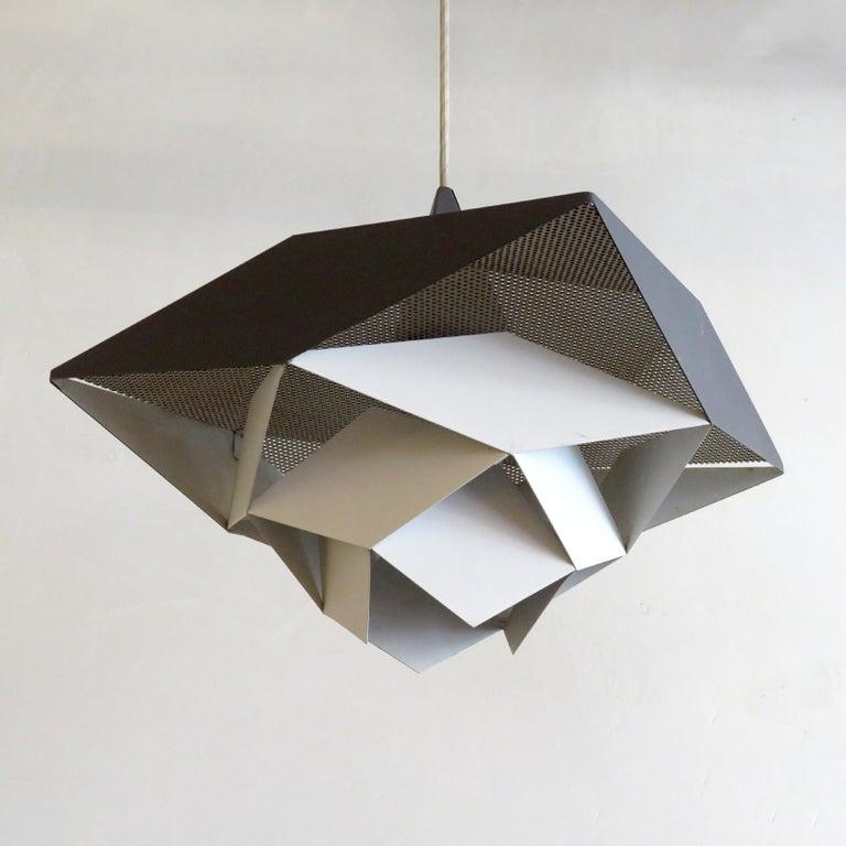 Scandinavian Modern Symfoni Pendant Light by Preben Dahl for Hans Følsgaard, 1960 For Sale