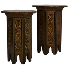 Pr. Syrian Occasional Tables