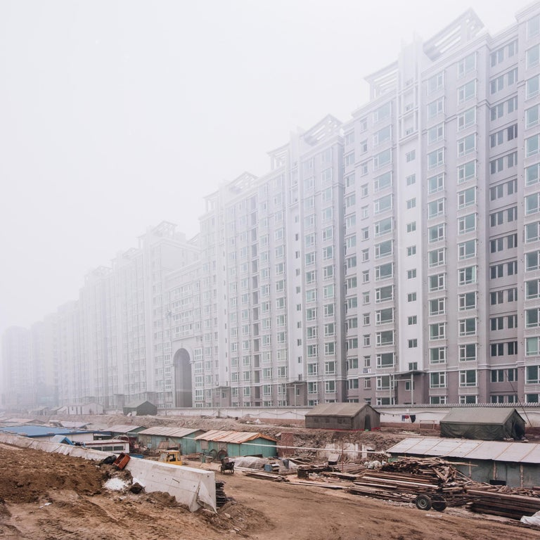 Xizhimen, Haidian District, Beijing - Photograph by Sze Tsung Leong