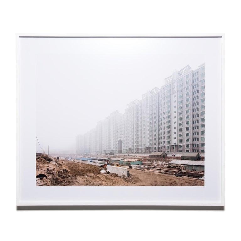Sze Tsung Leong Landscape Photograph - Xizhimen, Haidian District, Beijing