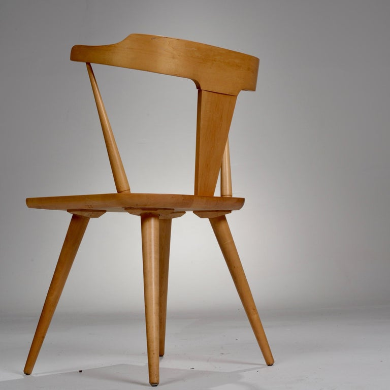 T-Back Planner Group Chair by Paul McCobb for Winchendon For Sale 3