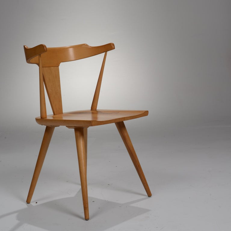 T-Back Planner Group Chair by Paul McCobb for Winchendon For Sale 4