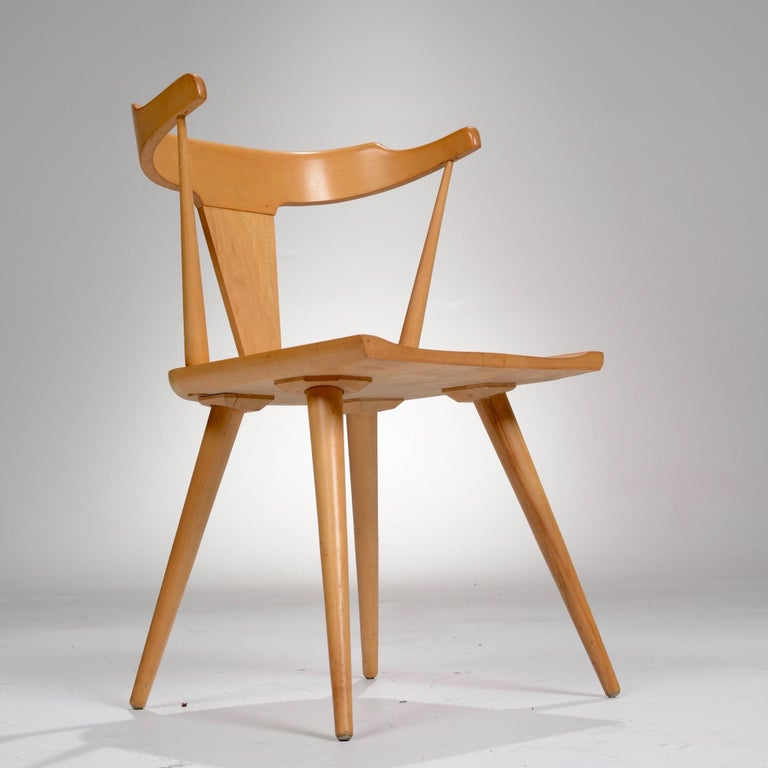 T-Back Planner Group Chair by Paul McCobb for Winchendon For Sale 5