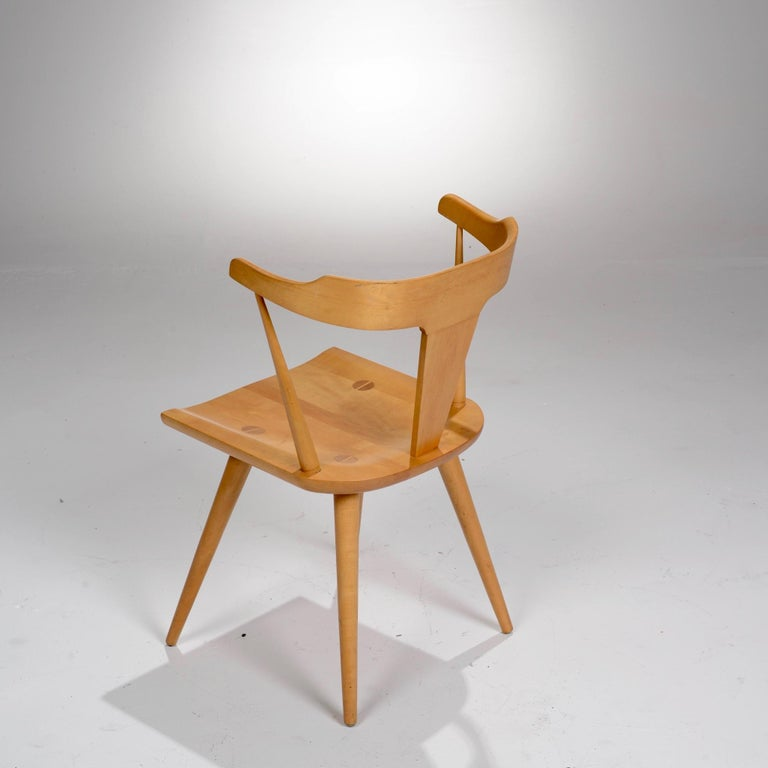 American T-Back Planner Group Chair by Paul McCobb for Winchendon For Sale