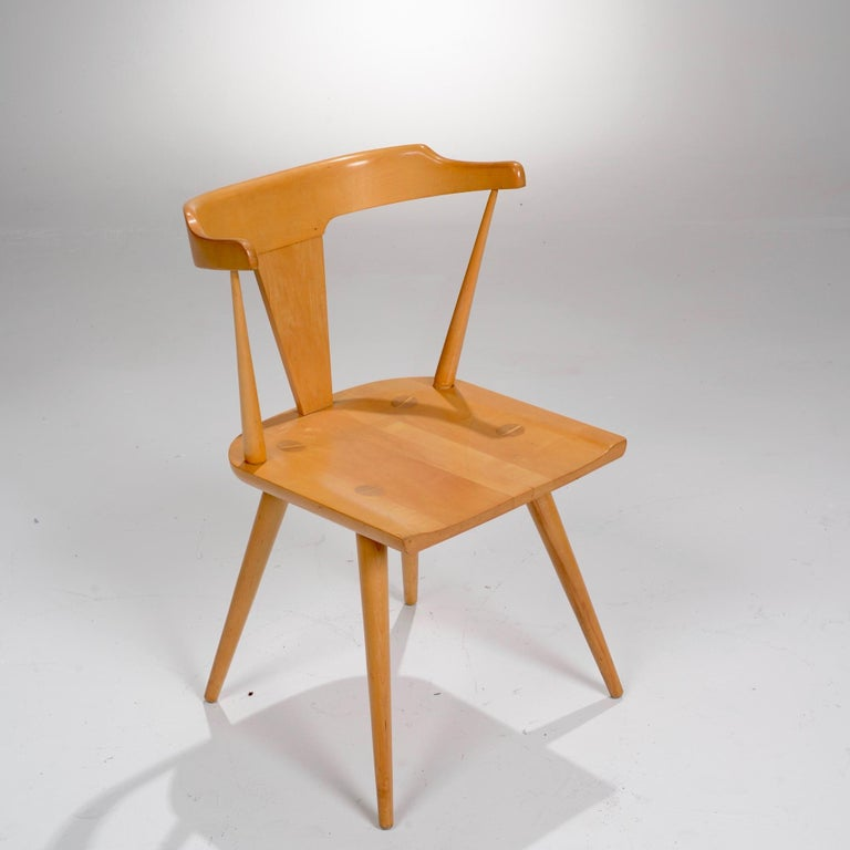 T-Back Planner Group Chair by Paul McCobb for Winchendon For Sale 1
