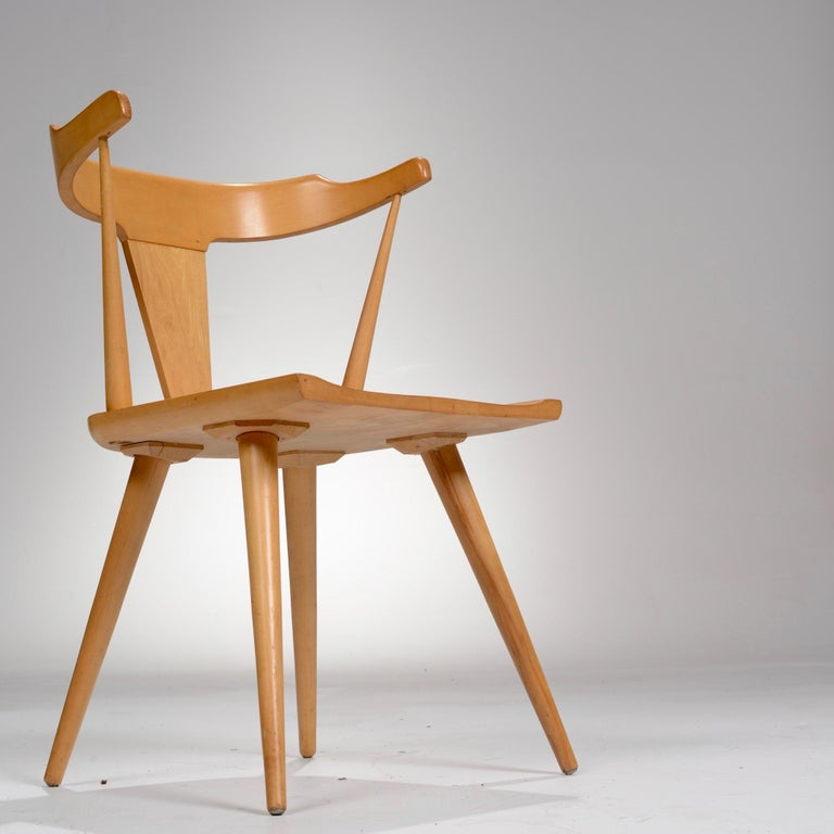 T-Back Planner Group Chair by Paul McCobb for Winchendon For Sale 2