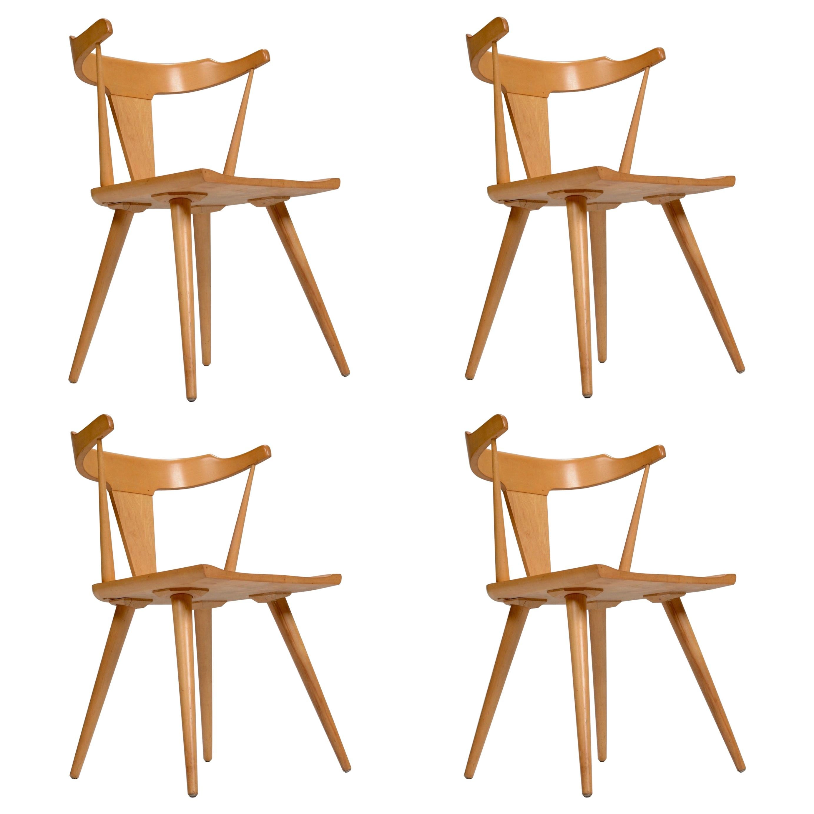 T-Back Planner Group Chair by Paul McCobb for Winchendon