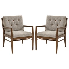 T. H Robsjohn Gibbings Club Chairs