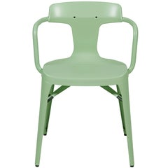 T14 Chair in Anise Green by Patrick Norguet and Tolix