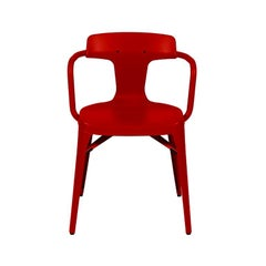 T14 Chair in Chilli Pepper by Patrick Norguet and Tolix, US