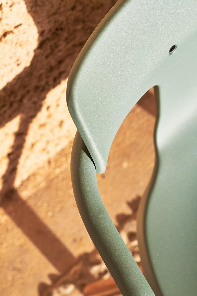 T14 Chair in Essential Colors by Patrick Norguet and Tolix For Sale 6
