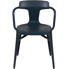 T14 Chair in Midnight Blue by Patrick Norguet and Tolix