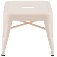 T14 Chair in Powder Pink by Patrick Norguet and Tolix