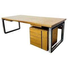 T333 Desk by Eugenio Gerli and Osvaldo Borsani for Tecno