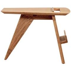 T539 Magazine Table in Oak by Jens Risom