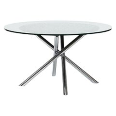 T70 Vintage Table, Carlo Bartoli for Tisettanta, 1970s