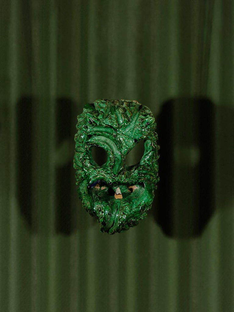 TA RA TA TA, Seminara Ceramic Mask In New Condition For Sale In Paris, FR
