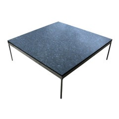 "42"" TA35 Series Granite Stainless Steel Zographos Coffee Table"