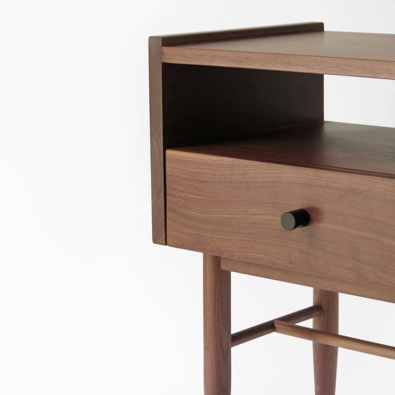 Modern Tabasco Night Stand, Contemporary Mexican Design For Sale