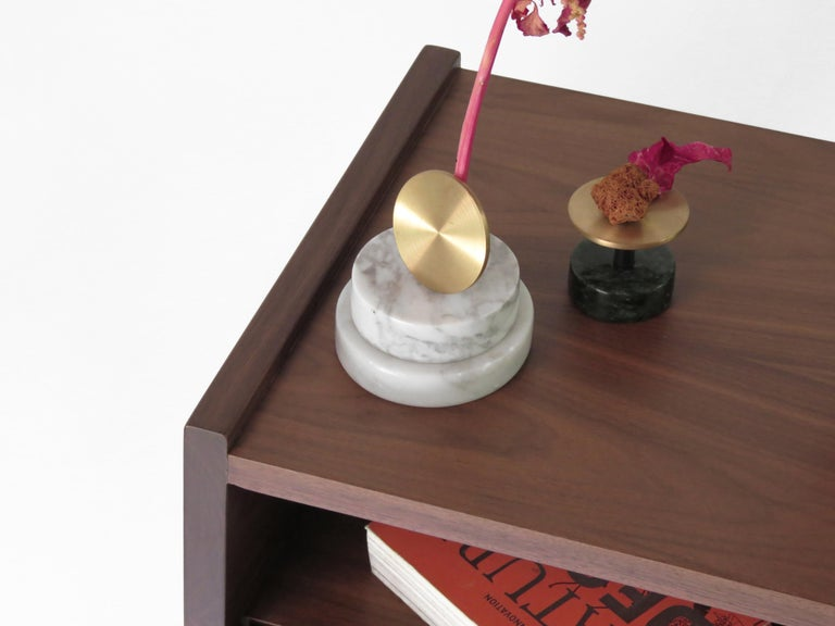 Tabasco Night Stand, Contemporary Mexican Design In New Condition For Sale In Mexico City, MX