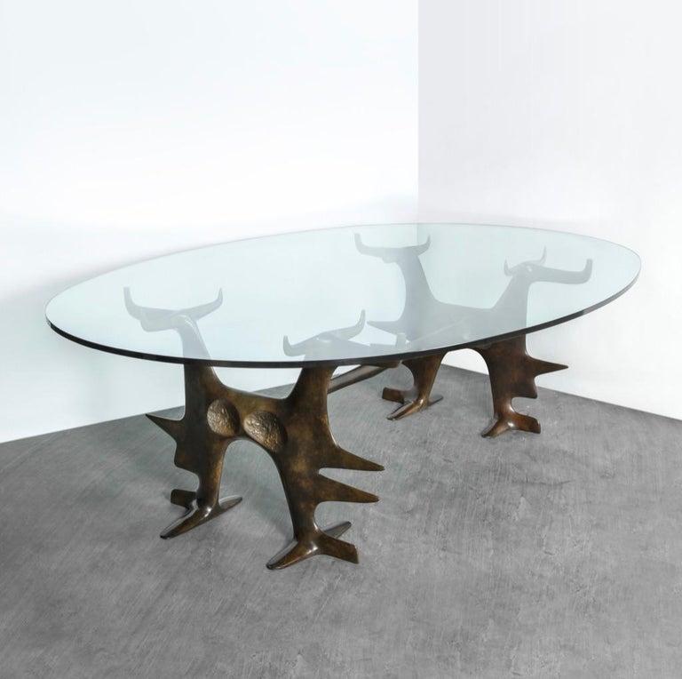 Table Araignée In Excellent Condition For Sale In Paris, FR
