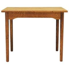 Table Ash, Danish Design, 1980s