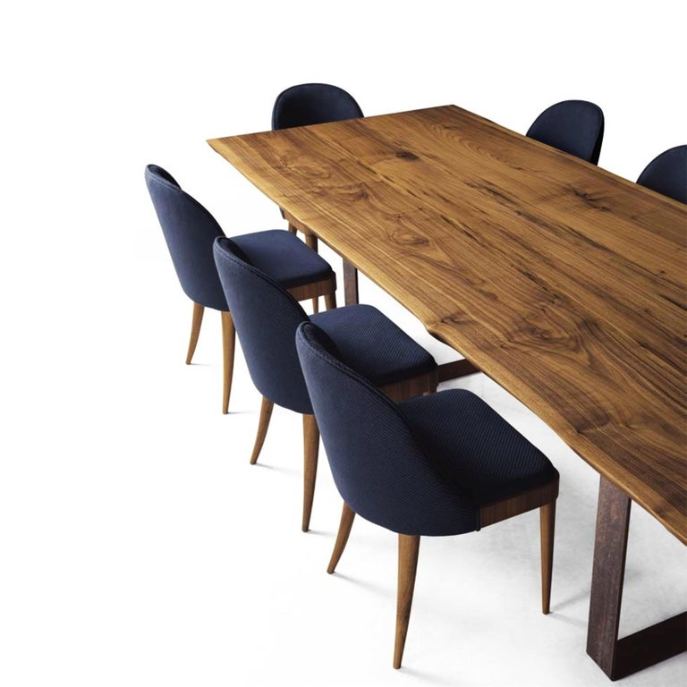 Modern Misura table B-185 by Dale Italia For Sale