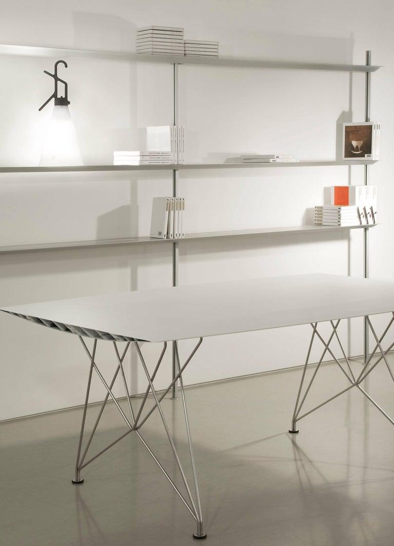 Modern Table B, Steel For Sale