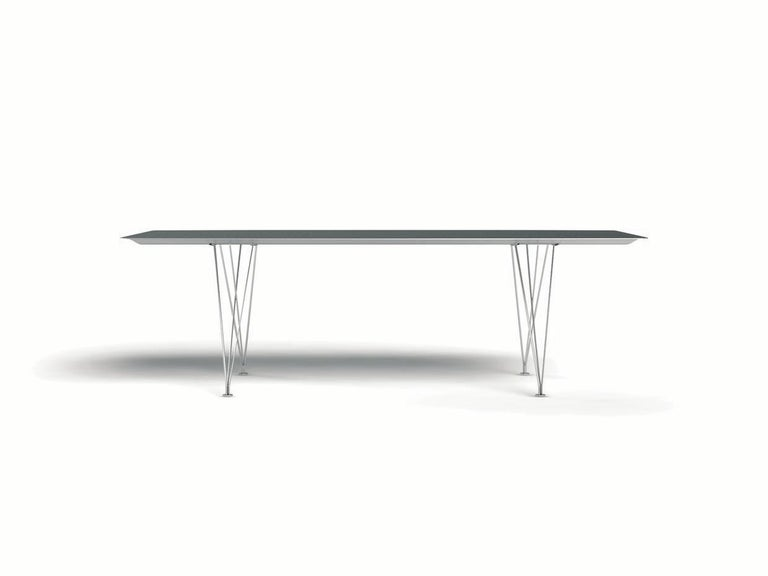 Spanish Table B, Steel For Sale