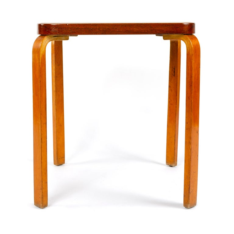 Scandinavian Modern Table by Alvar Aalto for the 1939 World's Fair in New York For Sale