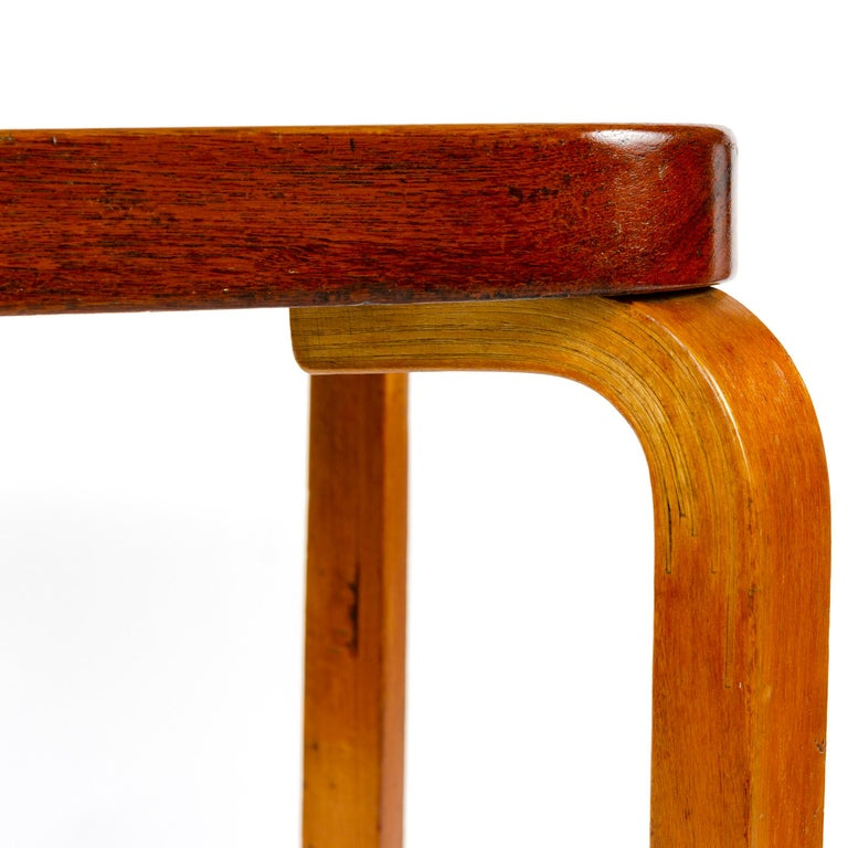 Finnish Table by Alvar Aalto for the 1939 World's Fair in New York For Sale