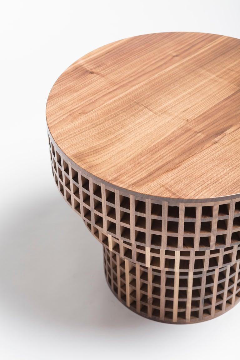 Modern Table by Cara e Davide for Medulum For Sale