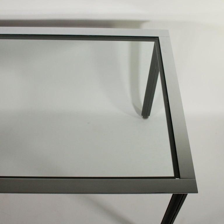 Metal Table by Luigi Caccia Dominioni Vintage, Italy, 1960s For Sale