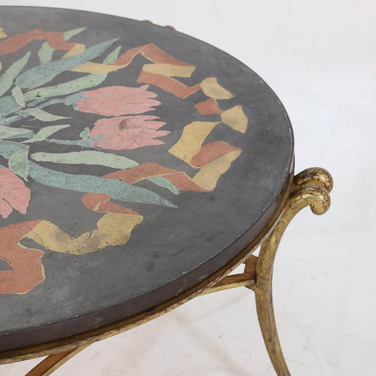 Table by René Drouet and Ismael De La Serna, France, circa 1938 In Good Condition For Sale In Greding, DE